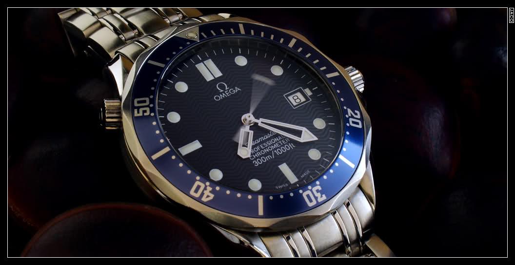Feu de vos montres à cadran bleu clair I6lgn9