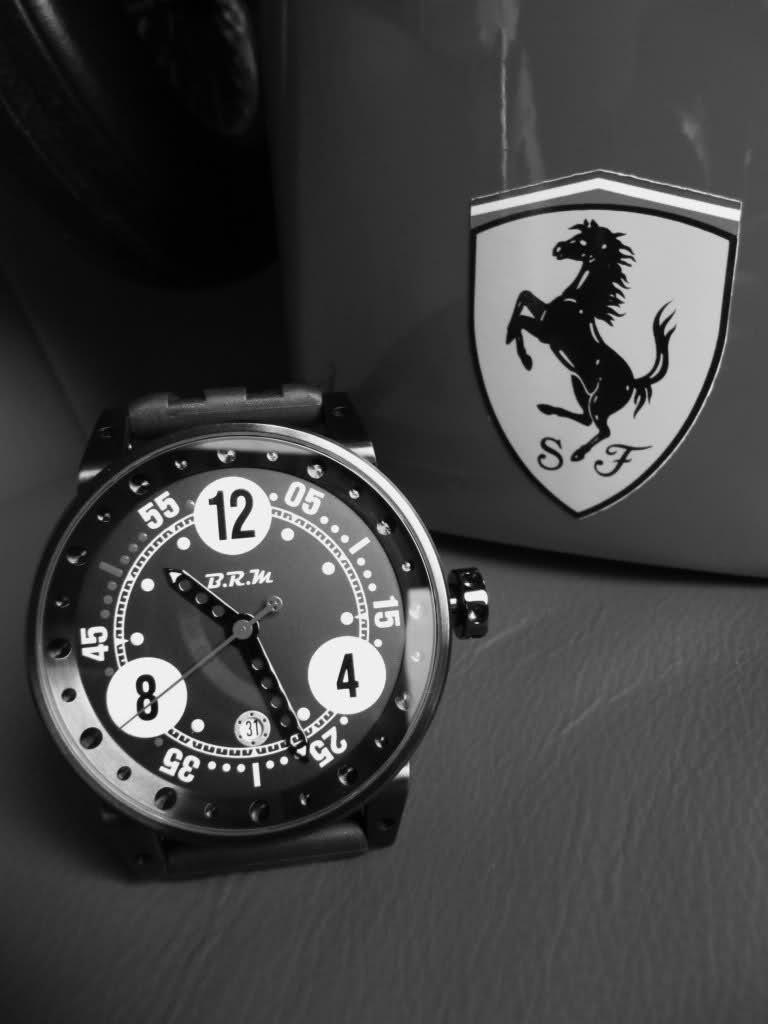 Quelle montre pour un fan absolu d'automobile? Iw6qdl