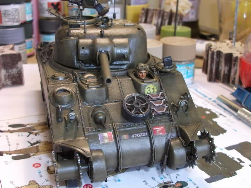 Sherman M4A4 Cyber-hobby 1/35  fini!!!!!!! - Page 7 Iz2i6r