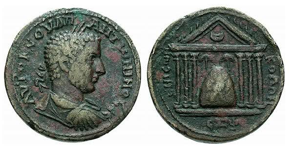 ELAGABAL:Quand la pierre d'Emèse détronna les dieux de Rome Jj4vhi