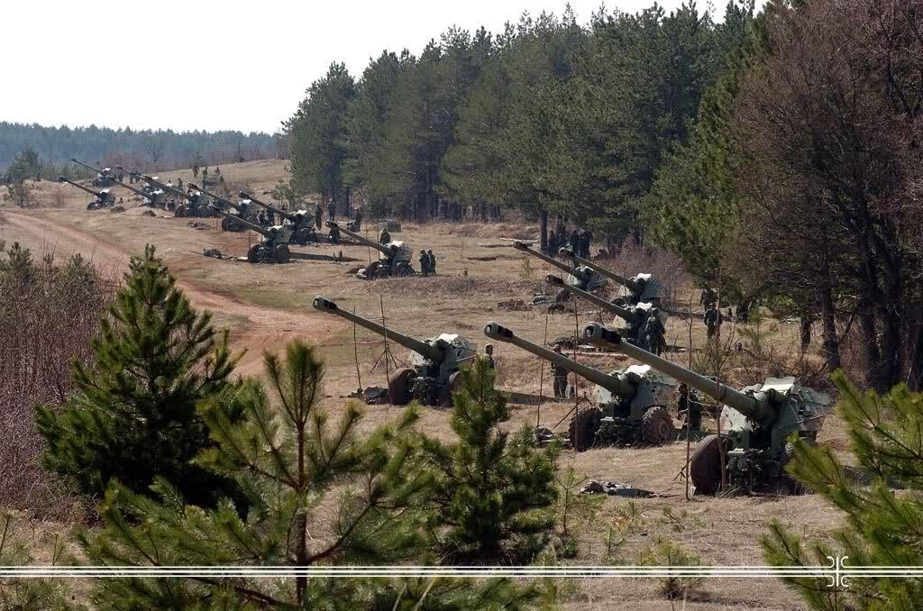 Armée Serbe / Vojska Srbije / Serbian Armed Forces Jsgdvm