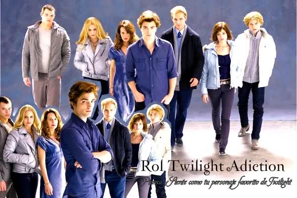 Twilight Rol Adiction