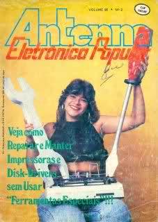 Revistas de Eletrônica Descontinuadas N4gim9