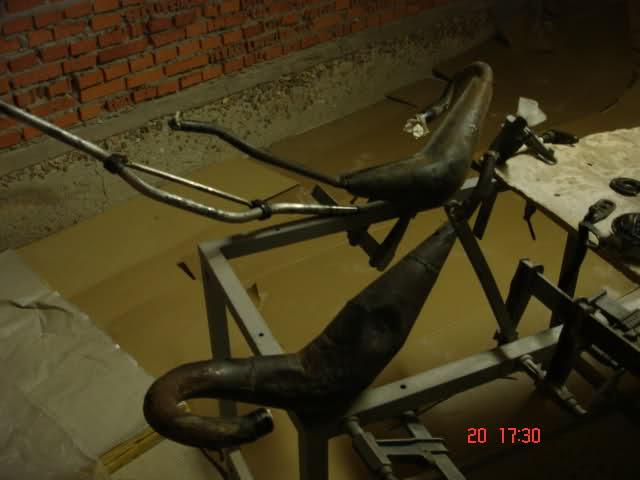 Restauración Rieju MR-80 Pata Negra Nmlxu1
