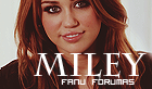 Forumas skirtas DC žvaigždei Miley Cyrus