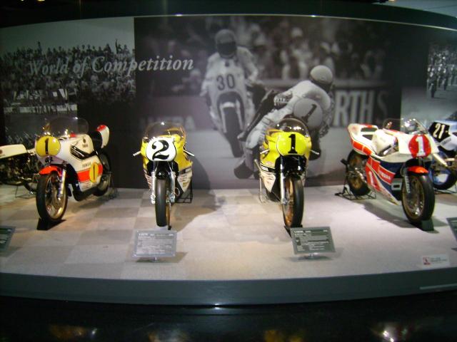 Museo Yamaha en Iwata R2qnhs