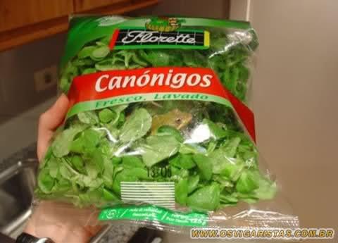 """Cuidado com as saladas """"lavadas"""" Ru4gon"""