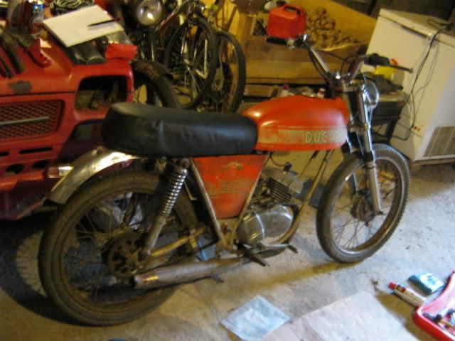 Mi Ducati 50 TS Seq4xe