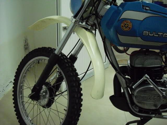 Las Bultaco Frontera T6qu1l
