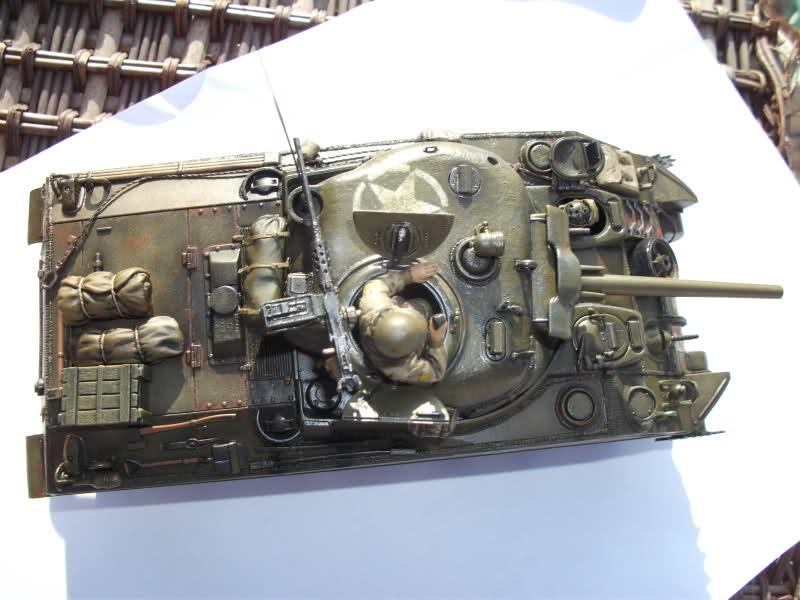 Sherman M4A4 Cyber-hobby 1/35  fini!!!!!!! - Page 8 V4xt89