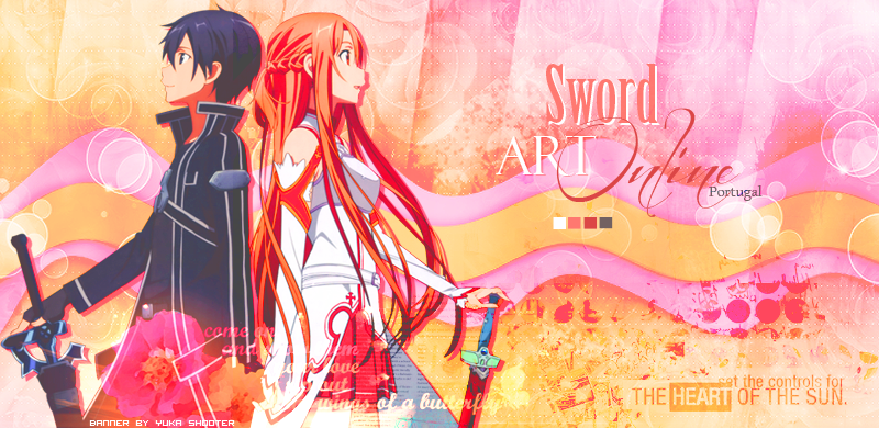 Sword Art Online Portugal
