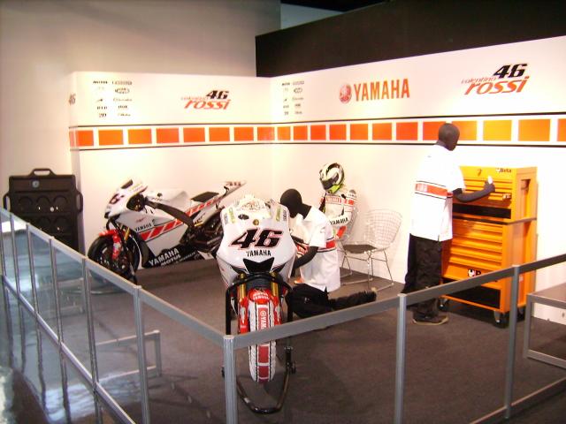 Museo Yamaha en Iwata Xayp9y