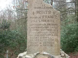 Stèle Région Beaujolais, Villefranche sur Saône Xc7ndj