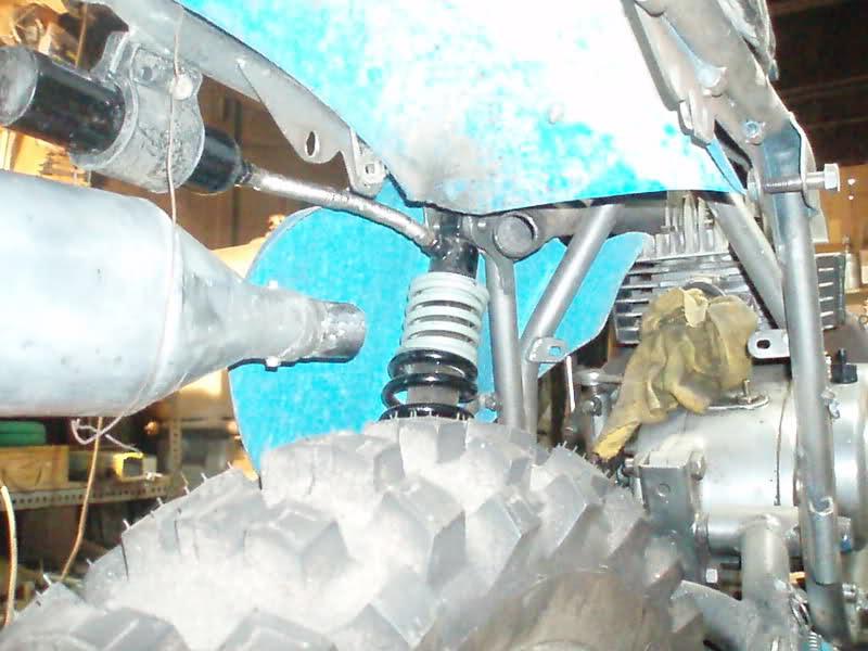 Bultaco Frontera MK11 370 - Restauración 11aa82b