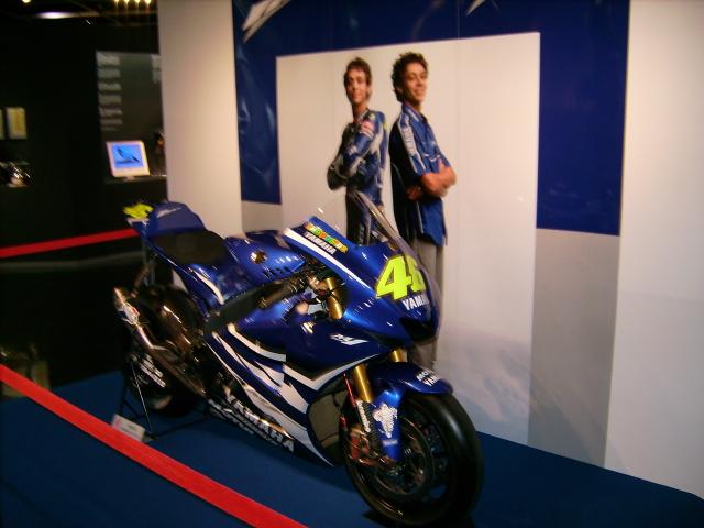 Museo Yamaha en Iwata 14ky1k2