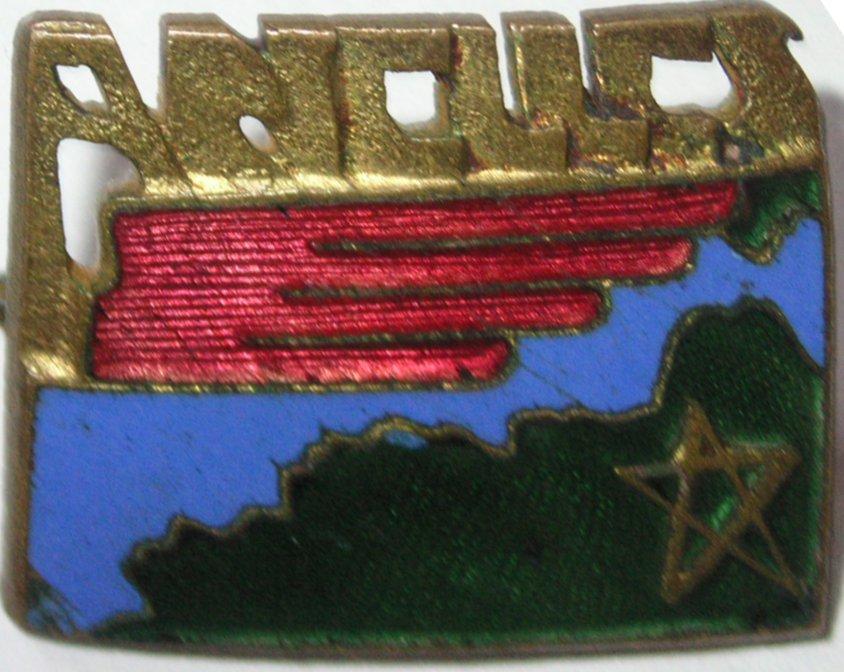 Insignes, Médailles, Ecussons Militaires et Civils 14malg