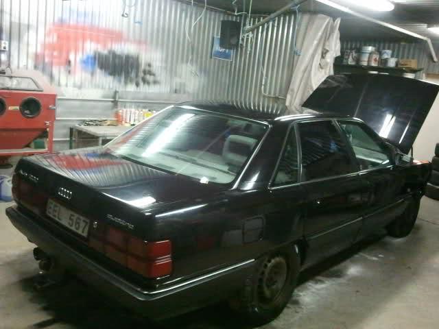 Denniz - Audi 200 Turbo Quattro 10v | SÅLD! 157z2x