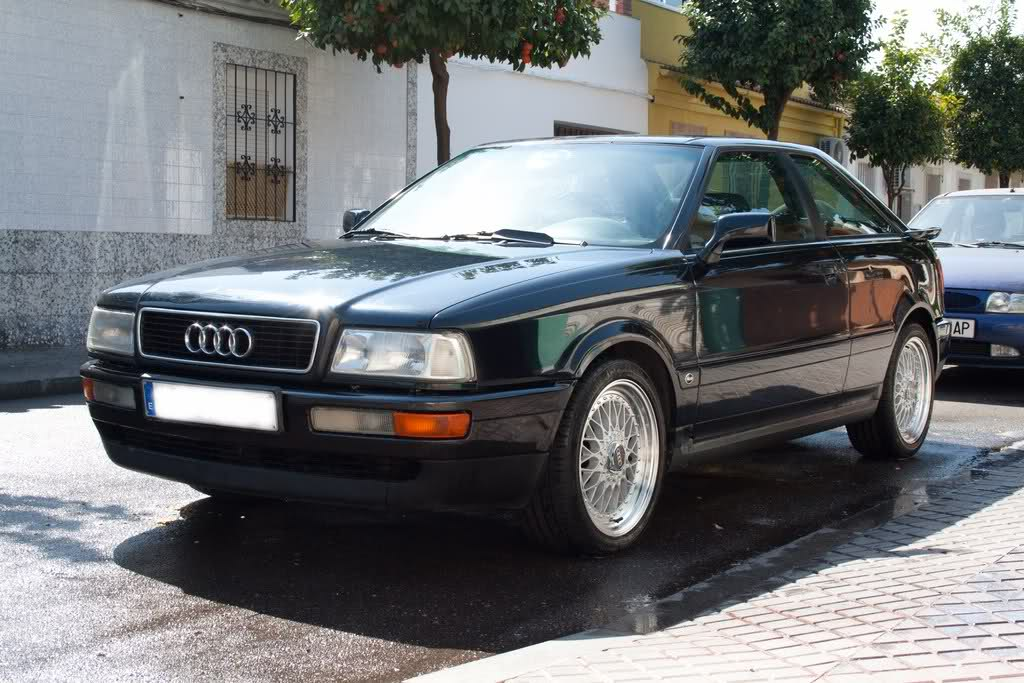 Audi Coupé B4 2.3E 17r0r7