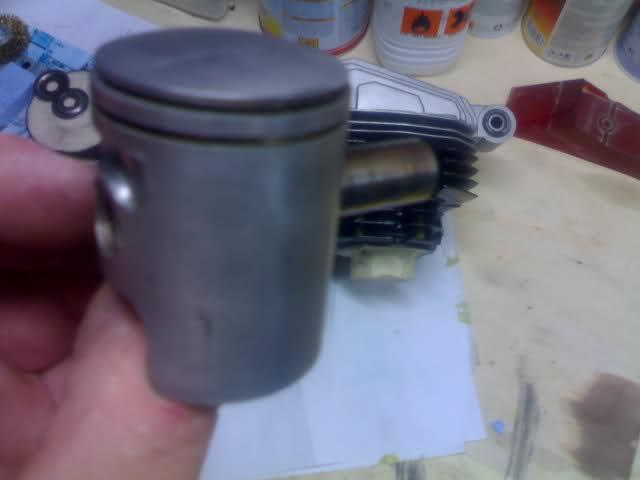 Medidas del cilindro de 49cc 1t8s48