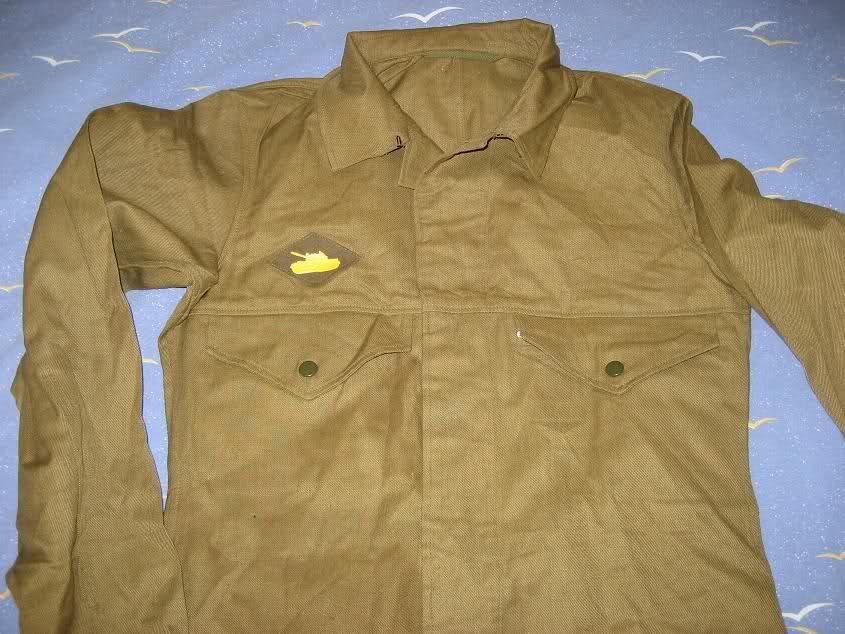 uniforme tankiste russe 1z16v61