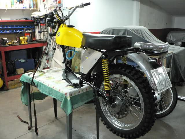 MANUAL - Bultaco Lobito MK-3 * JM 20feueb