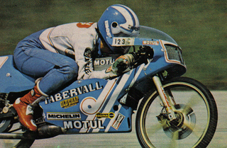 bultaco - Réplica Bultaco 50 MOTUL Carmona 1982 20fxduw