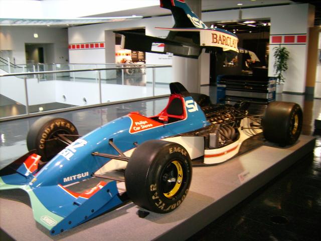Museo Yamaha en Iwata 20gy6c9