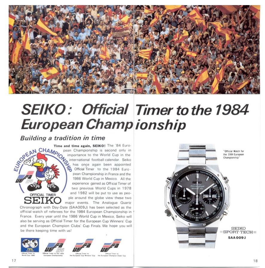 SEIKO 7A38-7020 NOS 21j65qd
