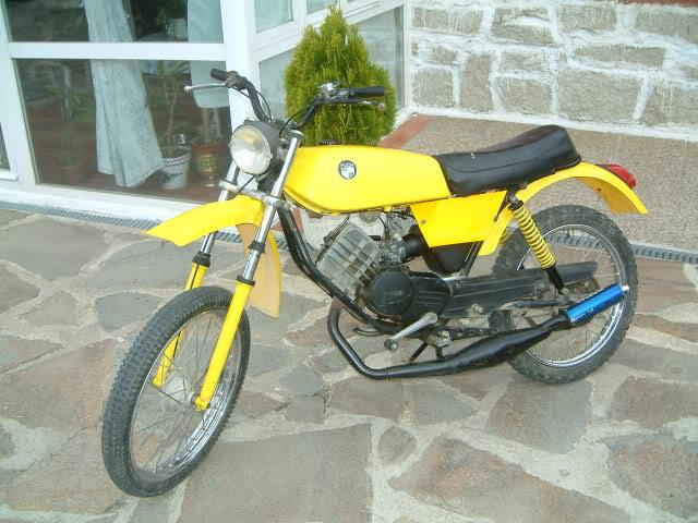 Puch Minicross Super III 23ii0y9