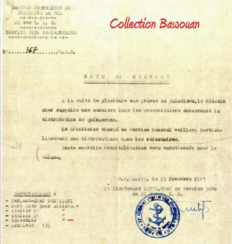 Le 22ème Régiment d'Infanterie Coloniale 23r0i9v