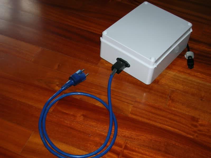 Condizionatore di rete per sorgenti digitali e PC 23r4wgo