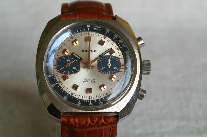 Kiplé montres vintage françaises dans l'ombre des Lip et Yema 24l08x3
