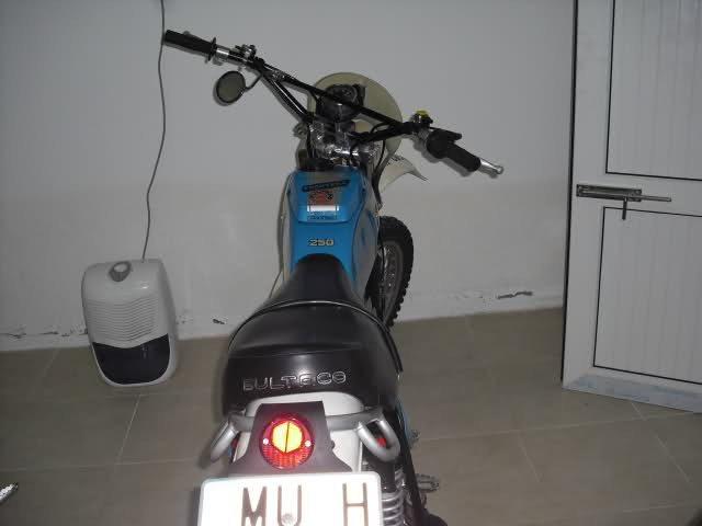 Las Bultaco Frontera 24ln8sz