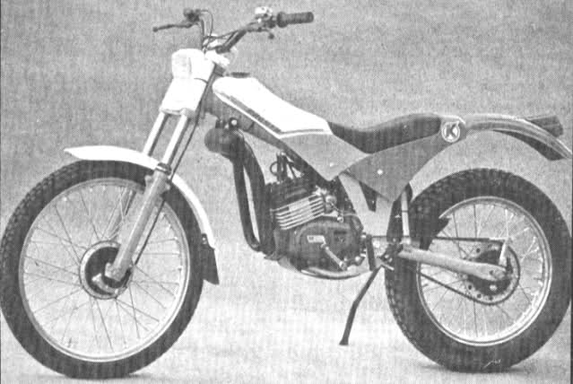 Montesa Cota 50 ¡Minarelli! 24ph376