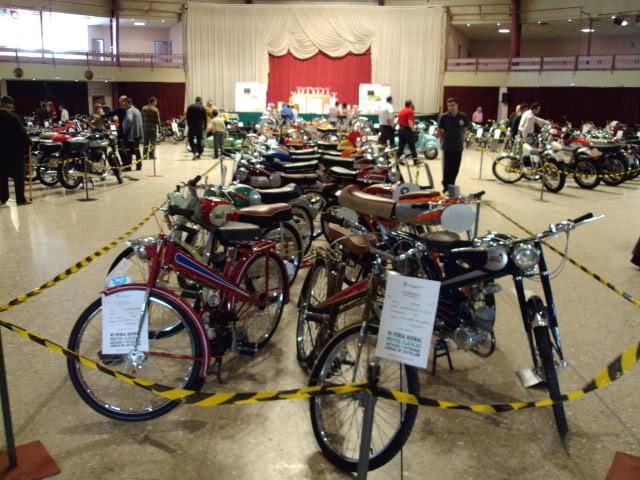 VI Feria Bienal De Motos Clásicas, Antiguas Y Veteranas 24zi3gz