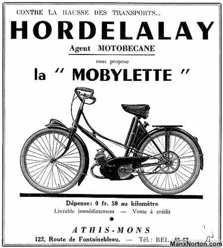 Lifting y BOTOX para mi Mobylette AV-3 (comienzo a restaurar) 2572iom