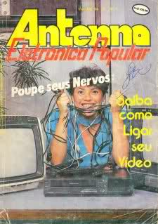 Revistas de Eletrônica Descontinuadas 25a6wls
