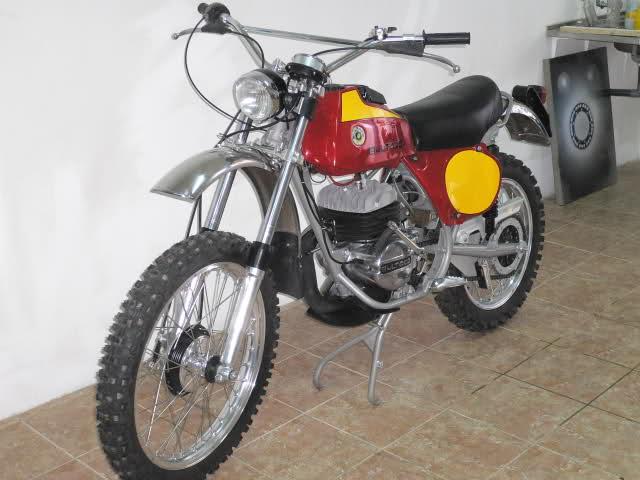 Las Bultaco Frontera 25h002d