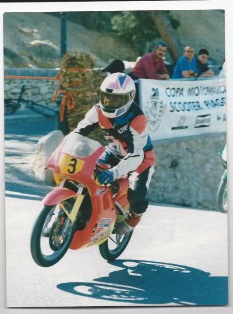 Derbi Variant Racing 25iqkxu