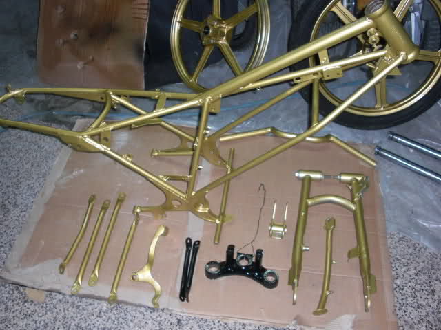 Restauración Bultaco Streaker 25row2o