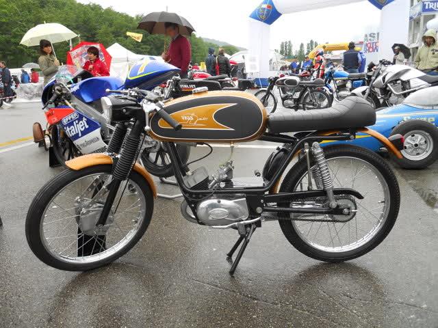 Ayuda identificar ciclomotor ¿Ducati? 2643ptg
