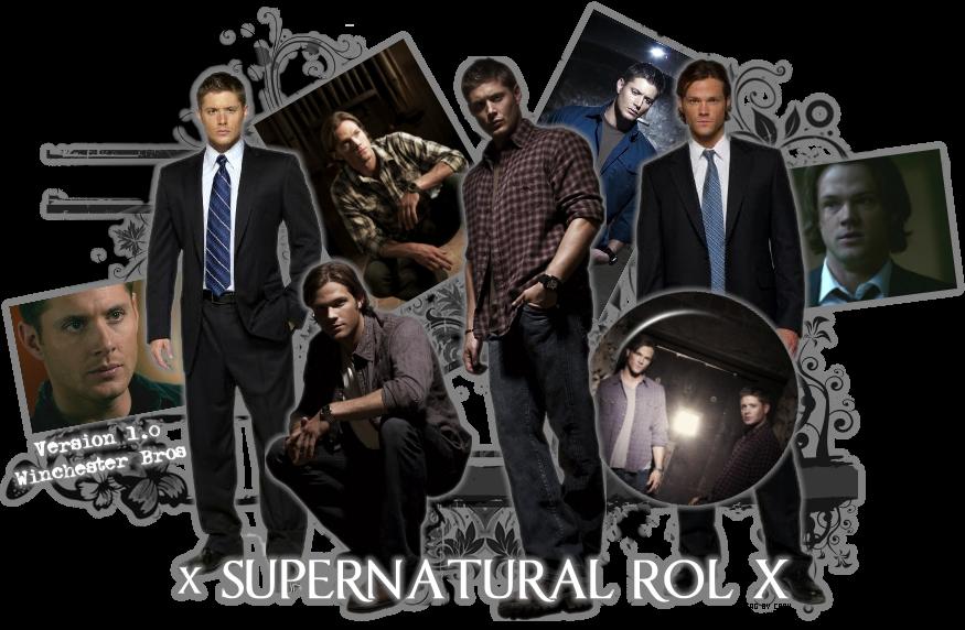 x Supernatural Rol x