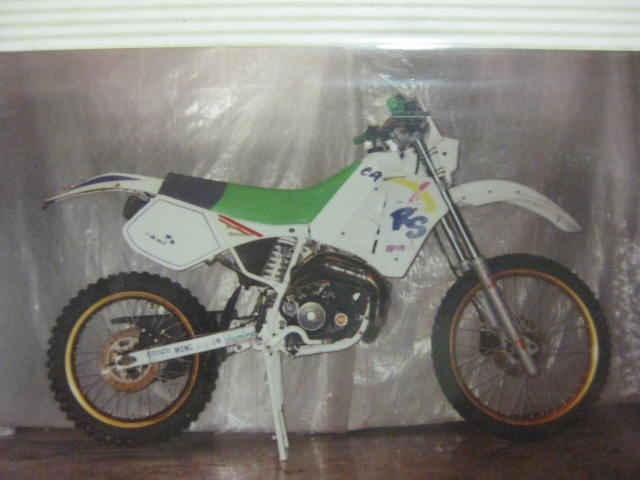Motos TT y Cross de 80 cc 2d6qe6h