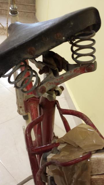 Restauración total de una bicicleta G.A.C. 2dw53s8