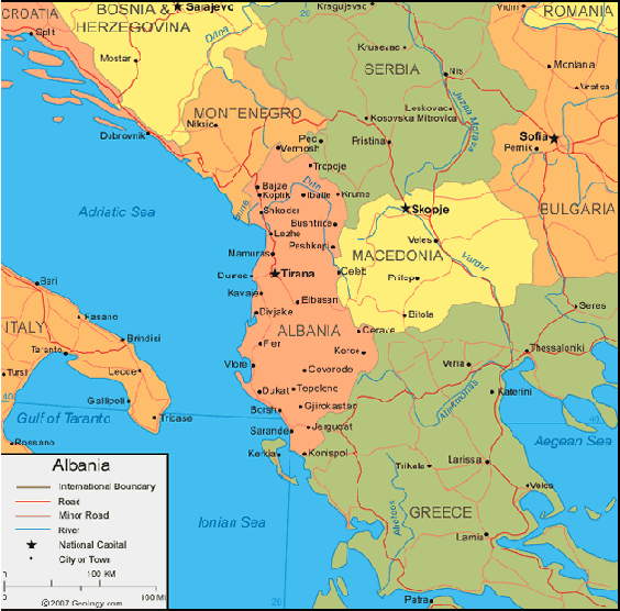 Why do we call it Greece while it's Albanian land? 2ewpn41