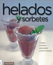 HELADOS Y SORBETES
