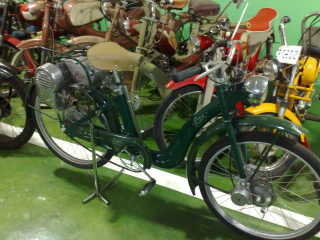 Ciclomotor Rex 2jenvci