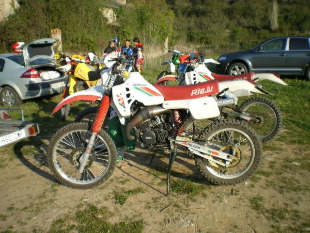 Fotos salida en Rieju MR 80 Francesc Rubio 2lc4ide