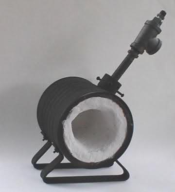 Fragua casera a Gas--Gas Forge 2lcvcir