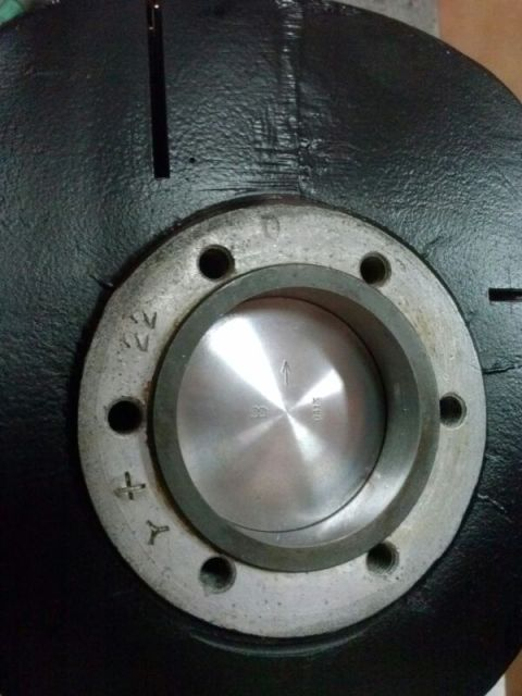 Restauración Bultaco Mercurio mod 9 2lkseu1